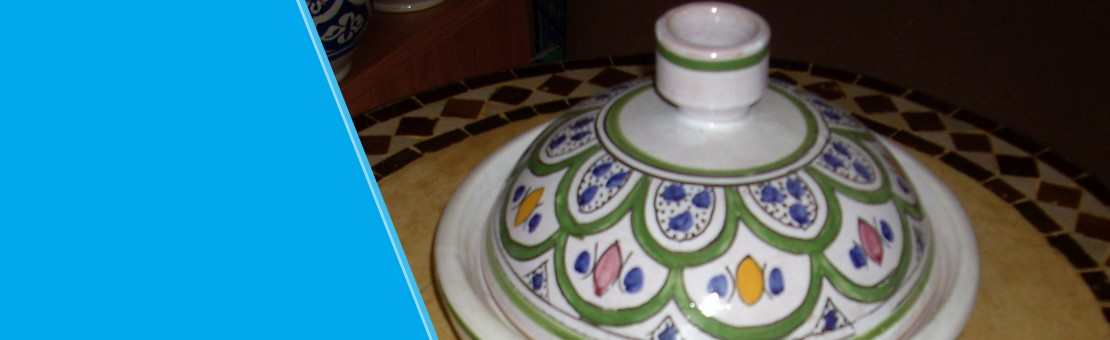 Alfarería marroquí